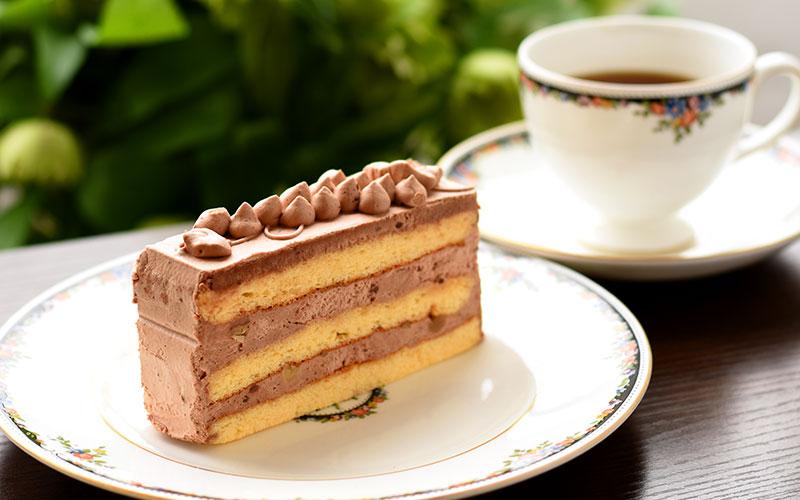 スイートチョコレートケーキ