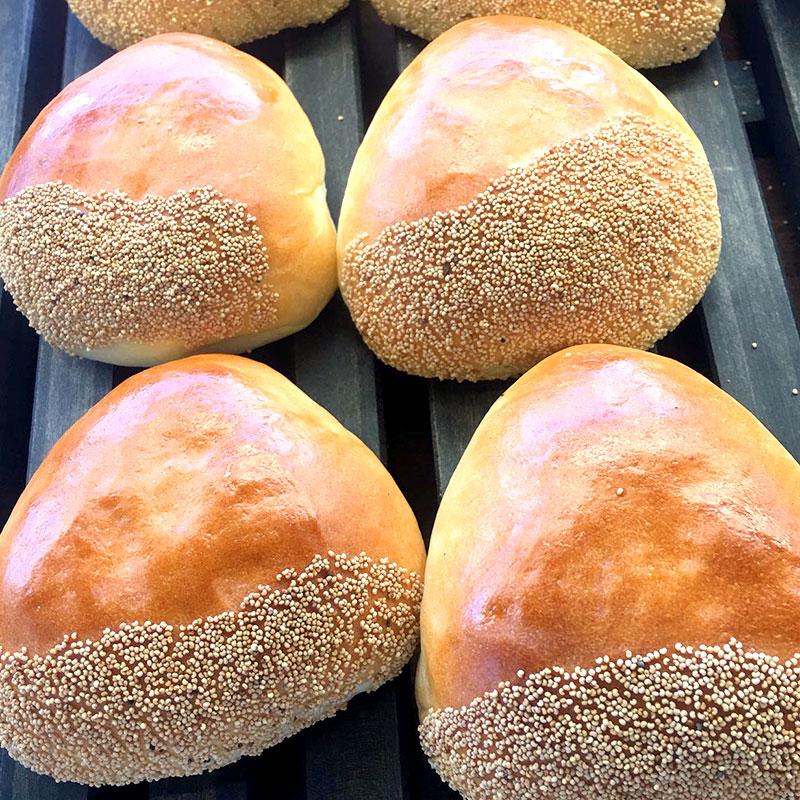 フレッシュグリーンのこだわりパン
